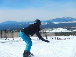 Snow Bowl 2013
