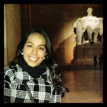 Lincoln Memorial in D.C.