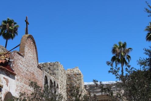 San Juan Capistrano Mission, California