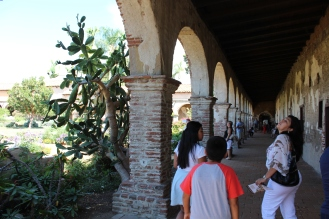 San Juan Capistrano Mission, California