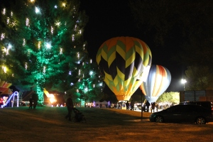 Hot Air Balloon Festival, Gilbert, Arizona